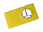 00810R7 - Battery cover Nokia Lumia 1020 - yellow (original)