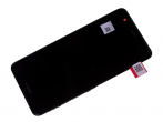 02350YRH - Front cover with touch screen and LCD display + battery Huawei CAN-L01, CAN-L02, CAN-L03 Nova - blac...