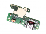02351JPD - Board with USB connector and microphone Huawei P8 Lite 2017/P9 Lite 2017 (original)