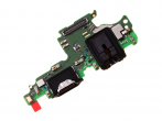 02351STG - Board with connector Type-C and microphone Huawei Honor View 10 (original)