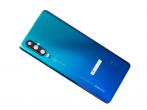 02352NMN - Back cover Huawei P30 - Aurora Blue (original)