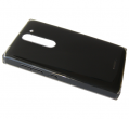 02503V8 - Battery cover Nokia 502 Asha - black (original)