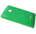 02507V6 - Battery cover Microsoft Lumia 532/ Lumia 532 Dual SIM - green (original)