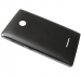 02507V9 - Battery cover Microsoft Lumia 532/ Lumia 532 Dual SIM - black (original)