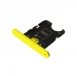 0269C76 - SIM tray Nokia Lumia 1020 - yellow (original)