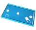 1272-0163 - Adhesive Foil Water Proof Middle Frame Sony C6902/ C6903/ C6906/ C6943 Xperia Z1 (original)