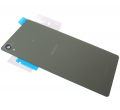 1288-7880 - Battery cover Sony D6603 / D6653 Xperia Z3 - silver green (original)