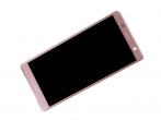 1313-0920 - Front cover with touch screen and LCD display Sony H8314 Xperia XZ2 Compact/ H8324 Xperia XZ2 Compac...