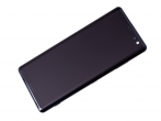 1315-5028 - Front cover with touch screen and LCD display Sony H8416 Xperia XZ3/ H9436, H9493 Xperia XZ3 Dual SI...