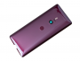 1316-4766 - Back cover Sony H8416 Xperia XZ3/ H9436, H9493 Xperia XZ3 Dual SIM - red (original)
