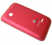 196BE90003A - Battery cover Sony ST21i Xperia Tipo/ ST21a Xperia Tipo - red (original)