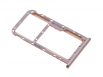 51661HAW - SIM and SD tray Huawei Mate 10 Lite - gold (original)