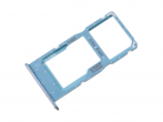 51661KXM - SIM tray card Huawei Honor 10 Lite - light blue (original)