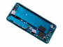 56000100F400 - Front cover with touch screen and LCD display Xiaomi Mi Note 10 - green (original)