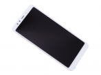 5604100170B6 - Front cover with touch screen and LCD display Xiaomi Redmi 5 - white (original)