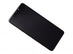 560610024033 - Front cover with touch screen and LCD display Xiaomi Redmi 5 - black (original)