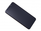 560610032033 - Front cover with touch screen and LCD display Xiaomi Redmi 5 Plus - black (original)