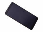560610038033 - Front cover with touch screen and LCD display Xiaomi Redmi 6A - black (original)