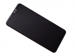 5606100640C7 - Front cover with touch screen and LCD display Xiaomi Redmi Note 6 Pro - black (original)