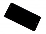 829616 - Front cover with touch screen and LCD display + battery Huawei (TRT-L21) Y7 Dual SIM - grey (origina...