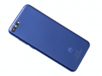97070TXX - Battery cover Huawei Y6 2018 - blue (original)