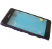 A/8CS-58650-0001 - Front cover with touch screen Sony D2005/ D2004 Xperia E1/ D2105/ D2104/ D2114 Xperia E1 dual - purple (original)