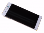 A/8CS-59290-0002 - Front cover with touch sreen and LCD dispaly Sony F3211, F3213, F3215 Xperia XA Ultra/ F3212, F3216 ...
