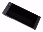 A/8CS-59290-0003 - Front cover with touch sreen and LCD dispaly Sony F3211, F3213, F3215 Xperia XA Ultra/ F3212, F3216 ...