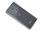 ACQ90241013 - Battery cover LG G710 G7 ThinQ - grey (original)
