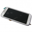 AD97-24387A - Front cover with touch screen and display Samsung SM-C115 Galaxy K Zoom - white (original)