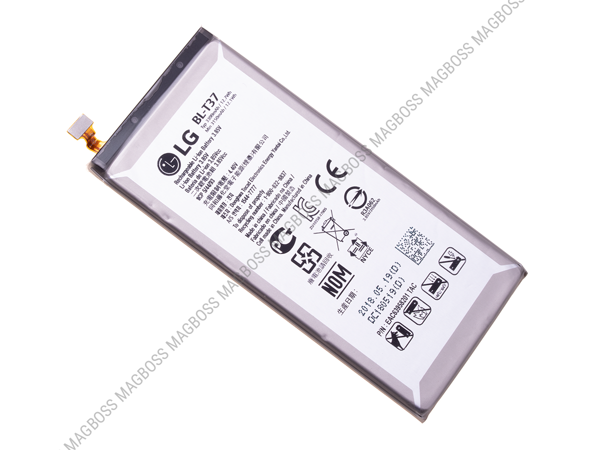 EAC63958201 - Battery BL-T37 LG LM-Q710 Stylo 4 Plus (original)