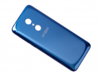 Battery cover Alcatel OT 5052D One Touch 3 Dual SIM - blue (original)