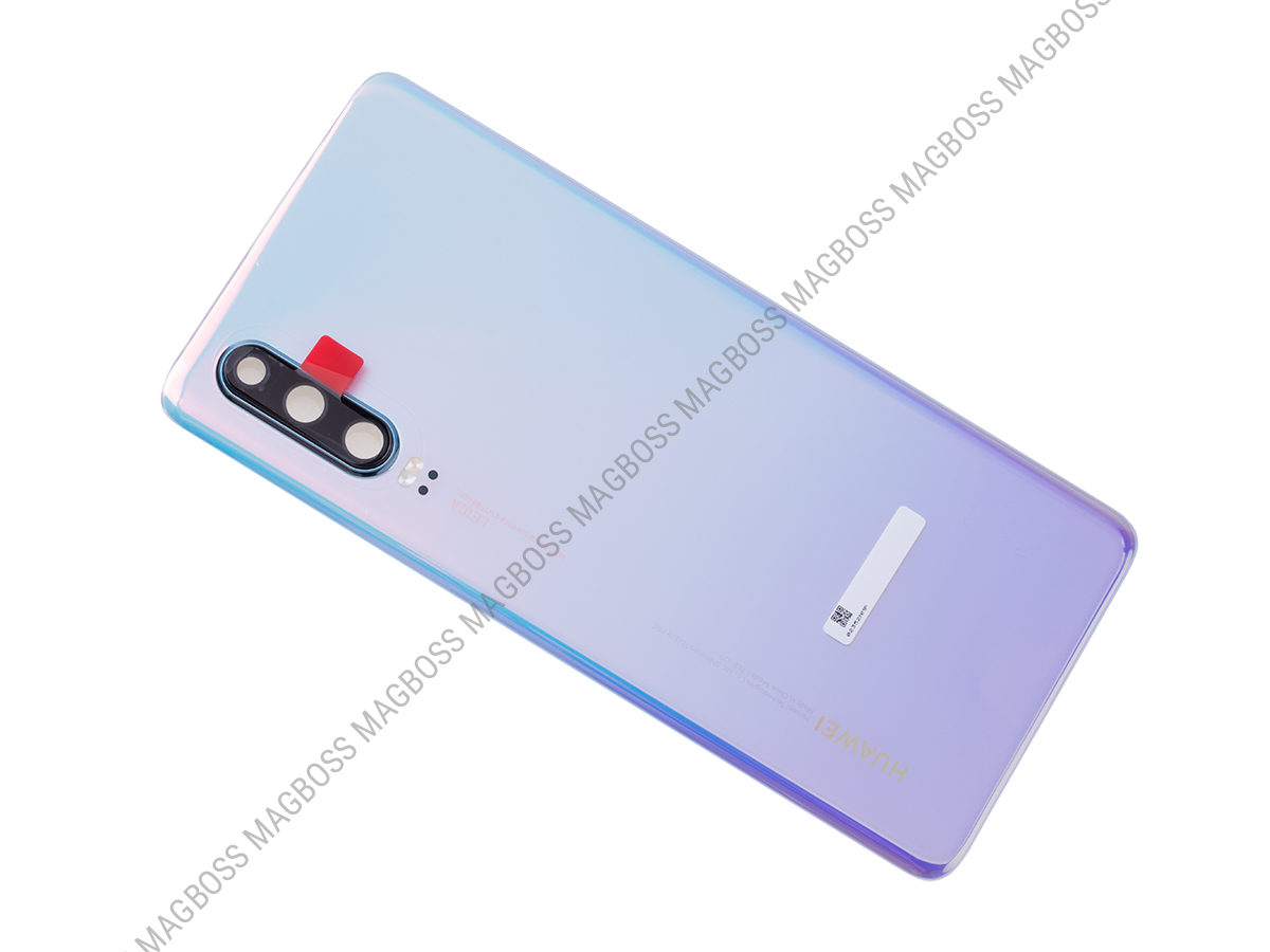 02352NMP - Battery cover Huawei P30 - Breathing Crystal (original)