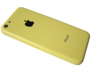 Battery cover iPhone 5C - yellow