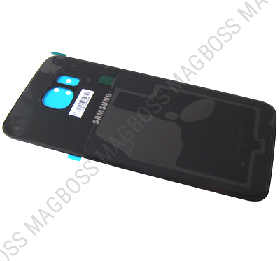 GH82-09548A - Battery cover Samsung SM-G920 Galaxy S6 - black (original)
