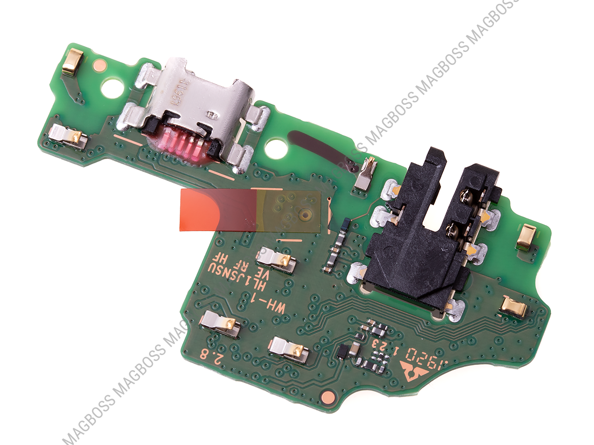 02352ENF - Board with USB connector Huawei Honor 8X (original)