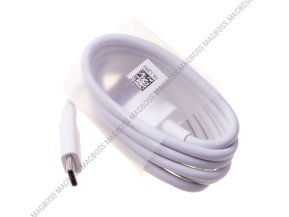 HL-1289 - Cable USB Type-C HL-1289 Huawei - white (original)