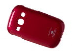 Case MERCURY Samsung S6810 Galaxy Fame - red (original)
