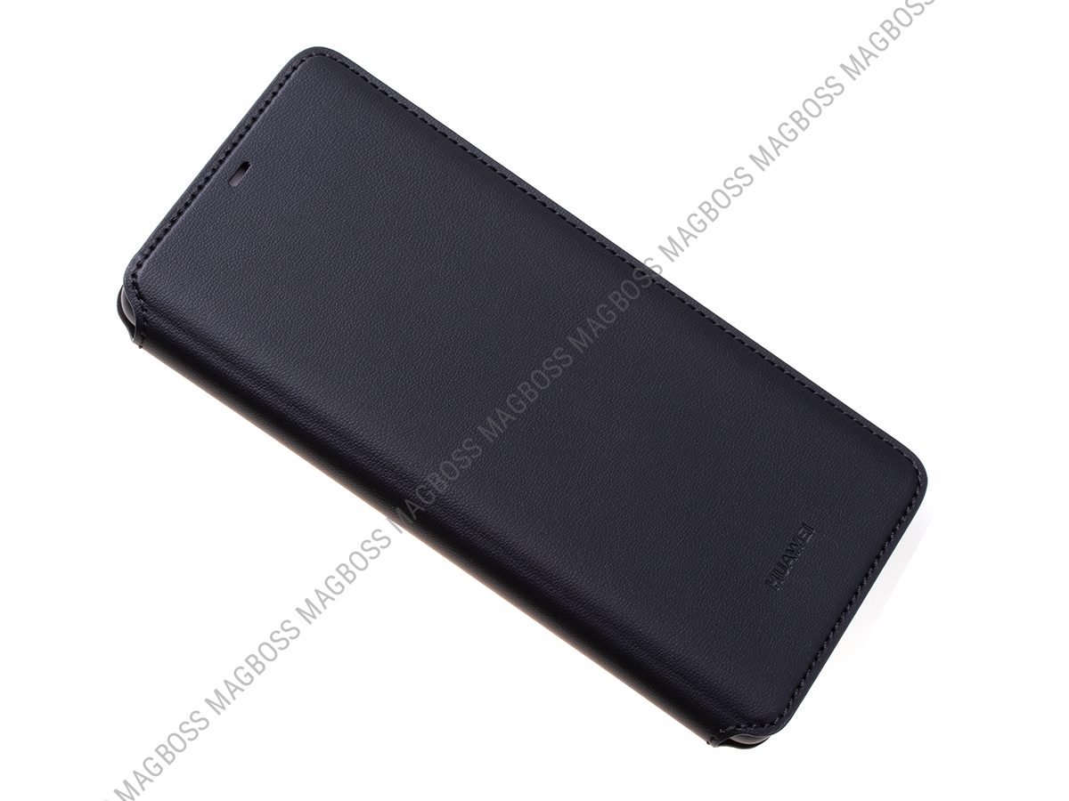51992636 - Case Wallet Cover Huawei Mate 20 Pro - black (original)