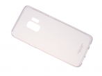 EF-QG960TTEGWW - Case Clear Cover Samsung SM-G960 Galaxy S9 - transparent (original)