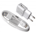 EP-TA10EWE - Charger EP-TA10EWE + cabel ET-DQ11Y1BE Samsung Galaxy Note III - white (original)