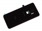 GH82-15660A - Battery cover Samsung SM-G965 Galaxy S9+ - black (original)