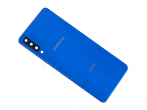 GH82-17833D - Battery cover Samsung SM-A750 Galaxy A7 (2018) - blue (original)