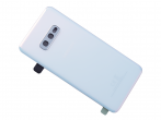 GH82-18452F - Battery cover Samsung SM-G970 Galaxy S10e - white (original)