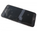 GH97-14210A - Front cover with touch screen and LCD display Samsung I8750 Ativ S - aluminium silver (original)