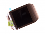GH97-15011B - Front with LCD display Samsung SM-V700 Galaxy Gear - gold (original)