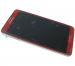 GH97-15209D - Front cover with touch screen and display Samsung N9005 Galaxy Note III - red (original)