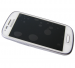 GH97-15508A - Front cover with touch screen and LCD display Samsung I8200 Galaxy S3 mini VE - white (original)