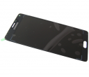 GH97-16565B - Front cover with touch screen and LCD display Samsung SM-N910 Galaxy Note 4 - black (original)