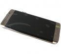 GH97-17162C - Touch screen with display Samsung SM-G925 Galaxy S6 Edge - gold (original)